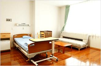 2階入院施設