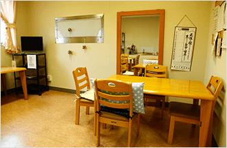2階談話室