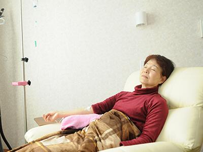 高濃度ビタミンC点滴療法施術